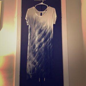 Midi tie dye dress - Gypsy